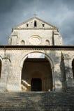 Abadía de Casamari, Italia Fotografía de archivo