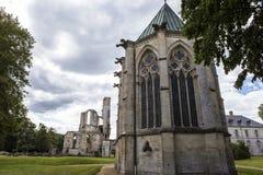 Abadía de Chaalis, Chaalis, Francia Foto de archivo libre de regalías