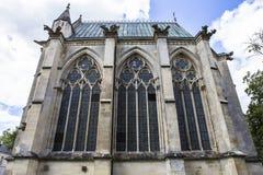 Abadía de Chaalis, Chaalis, Francia Fotografía de archivo