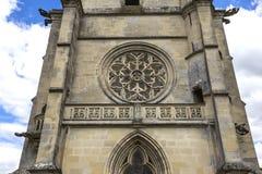 Abadía de Chaalis, Chaalis, Francia Fotos de archivo libres de regalías