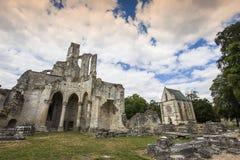 Abadía de Chaalis, Chaalis, Francia Imagenes de archivo