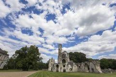 Abadía de Chaalis, Chaalis, Francia Fotografía de archivo libre de regalías