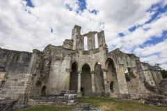 Abadía de Chaalis, Chaalis, Francia Imágenes de archivo libres de regalías