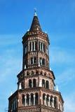 Abadía de Chiaravalle en Milano, Italia Fotografía de archivo libre de regalías