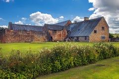 Abadía de Cleeve, Somerset, Inglaterra Fotos de archivo libres de regalías