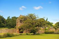 Abadía de Cleeve, Somerset, Inglaterra Imagenes de archivo