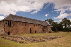 Abadía de Cleve Foto de archivo