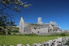 Abadía de Corcomroe Fotografía de archivo