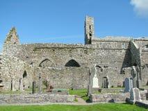 Abadía de Corcomroe Imágenes de archivo libres de regalías