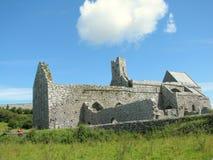 Abadía de Corcomroe Imagen de archivo