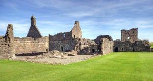 Abadía de Crossaguel Foto de archivo libre de regalías