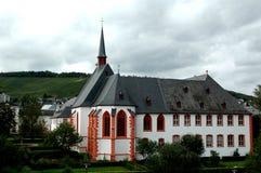 Abadía de Cusanus Foto de archivo libre de regalías