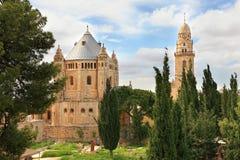 Abadía de Dormition Imagenes de archivo