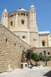 Abadía de Dormition Fotos de archivo libres de regalías