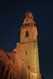 Abadía de Dormition - comunidad benedictina en el monte Sion en Jerusalén Israel Fotografía de archivo libre de regalías