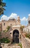 Abadía de Dormition, Jerusalén Fotografía de archivo