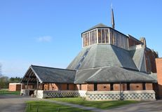 Abadía de Douai Imagen de archivo