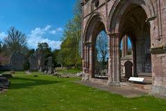 Abadía de Dryburgh Imagen de archivo