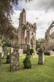 Abadía de Dryburgh en las fronteras escocesas Imagen de archivo