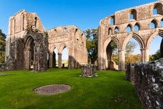 Abadía de Dundrennan, Escocia Imagen de archivo libre de regalías