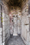 Abadía de Dundrennan, Escocia Imagen de archivo