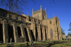 Abadía de Dunfermline, Escocia Fotos de archivo