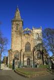 Abadía de Dunfermline, Escocia Fotografía de archivo libre de regalías