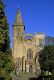 Abadía de Dunfermline, Escocia Imagenes de archivo