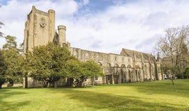 Abadía de Dunkeld Imagenes de archivo