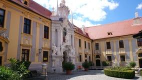 Abadía de Durnstein Foto de archivo libre de regalías