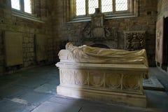 Abadía de Escocia - de Jedburgh Fotografía de archivo libre de regalías
