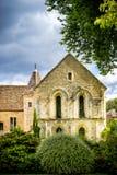 Abadía de Fontenay, Borgoña, Francia Fotos de archivo libres de regalías