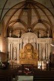 Abadía de Fontevraud Fotografía de archivo libre de regalías