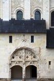 Abadía de Fontevraud Foto de archivo