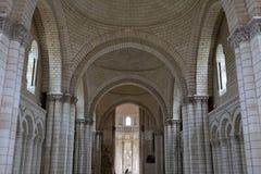 Abadía de Fontevraud Fotos de archivo libres de regalías