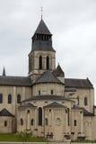 Abadía de Fontevraud - el valle del Loira Fotos de archivo