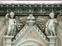 Abadía de Fontevraud - el valle del Loira Imagen de archivo libre de regalías