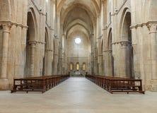 Abadía de Fossanova Fotos de archivo