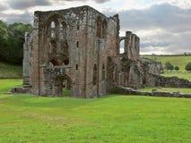 Abadía de Furness Imagen de archivo libre de regalías