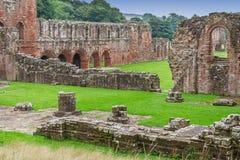 Abadía de Furness Imagenes de archivo