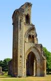 Abadía de Glastonbury Fotografía de archivo libre de regalías