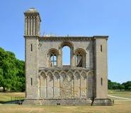 Abadía de Glastonbury en Somerset Fotografía de archivo