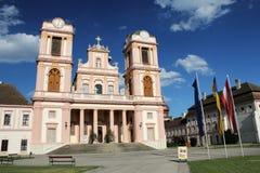 Abadía de Gottweig - abadía de Wachau Fotos de archivo
