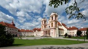 Abadía de Gottweig, Wachau, Austria Imágenes de archivo libres de regalías