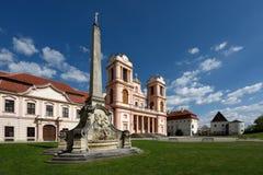 Abadía de Gottweig, Wachau, Austria Imagenes de archivo