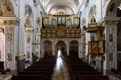 Abadía de Gottweig, Wachau, Austria Fotos de archivo
