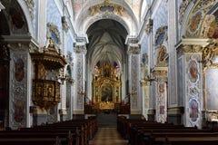Abadía de Gottweig, Wachau, Austria Imagen de archivo