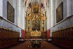 Abadía de Gottweig, Wachau, Austria Fotografía de archivo