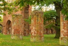Abadía de Greifswald Imagenes de archivo