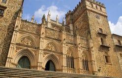 Abadía de Guadalupe Imagenes de archivo